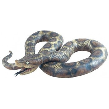 Snake. Large Rubber (Animals Fancy Dress Decorations)