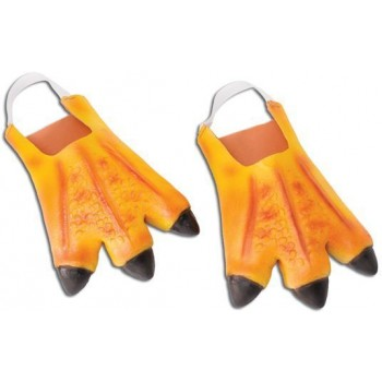 Chicken Feet (Animals Fancy Dress Shoes)