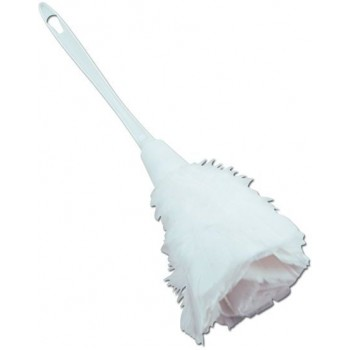 Feather Duster.White (French , Sexy Fancy Dress)