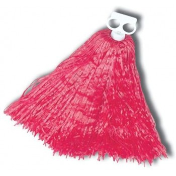 Pom Pom. Small. Red (School Fancy Dress)