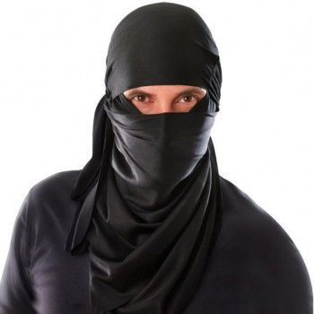 Ninja Hood (Ninja Fancy Dress Disguises)