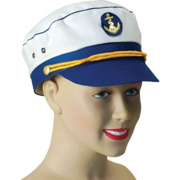 Lady Captain Hat (Sailor Fancy Dress Hats)