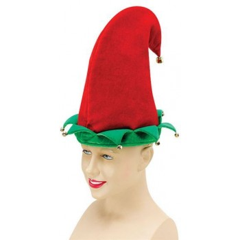 Elf/Pixie Soft Felt Hat (Christmas Hats)
