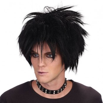 80'S Spikey Rock Star (1980S Fancy Dress Wigs)