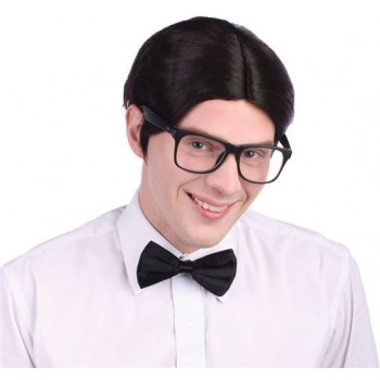 Nerd (School Fancy Dress Wigs)