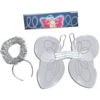 Child's Angel Kit. Wings & Halo. (Christmas Disguises)