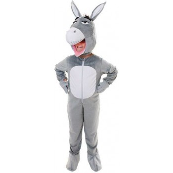DONKEY. BIG HEAD FANCY DRESS COSTUME
