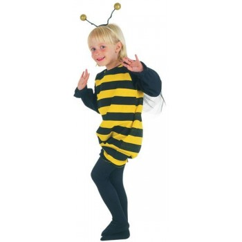 Bumble Bee Toddler Fancy Dress Costume