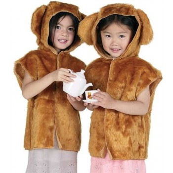 Bear Fur Tabbard (Animals Fancy Dress)
