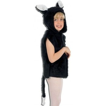 Cat Fur Tabbard (Animals Fancy Dress)