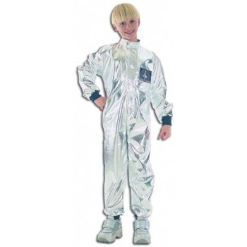 Astronaut Budget Fancy Dress Costume