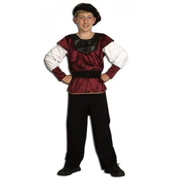 Renaissance Prince (L) Fancy Dress Costume