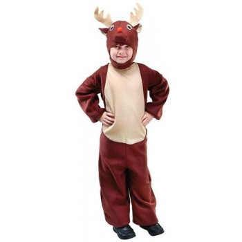 REINDEER FANCY DRESS COSTUME