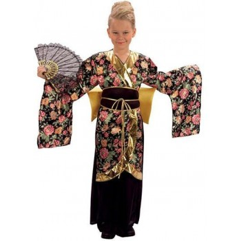 Geisha Girl Fancy Dress Costume