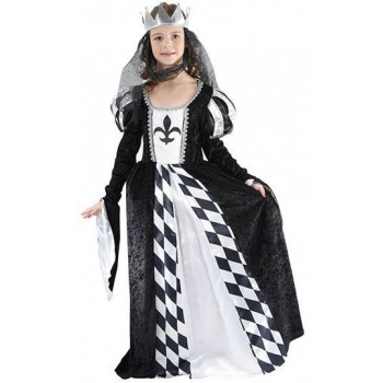 Chess Queen Fancy Dress Costume