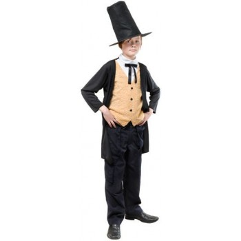 Victorian Gent. Fancy Dress Costume