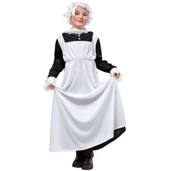 Victorian Maid. Fancy Dress Costume