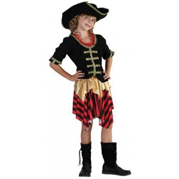 Buccaneer Sweetie (L) Fancy Dress Costume