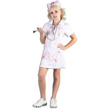 Mad Nurse Fancy Dress Costume