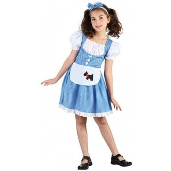 Fairy Tale Girl Fancy Dress Costume