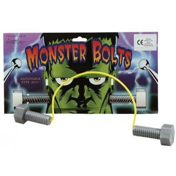 Monster Bolts On A Wire (Halloween Fancy Dress)