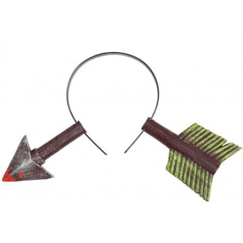Arrow Through Head Halloween Fancy Dress Accessory