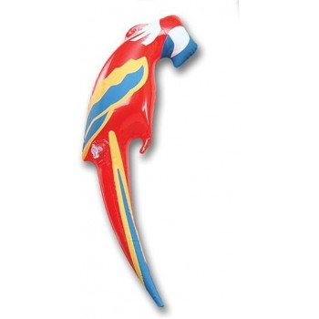 Inflatable Parrot, Small (Pirates Fancy Dress Inflatables)