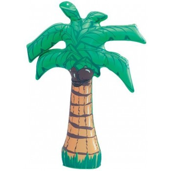 "Inflatable Palm Tree 18"" (Hawaiian Fancy Dress Inflatables)"