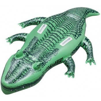 Inflatable Crocodile 145Cm (Animals Fancy Dress Inflatables)