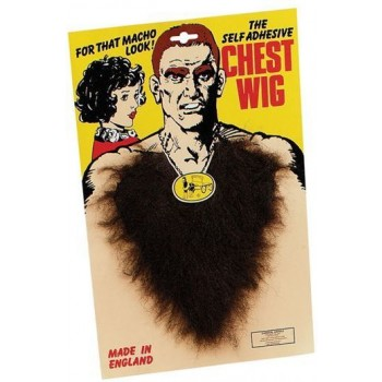Hairy Chest (1970S Fancy Dress Disguises)