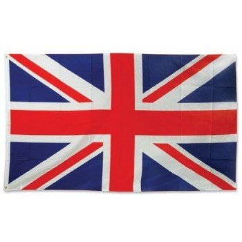 Union Jack Flag. 3' X 5' Cloth. (Fancy Dress)