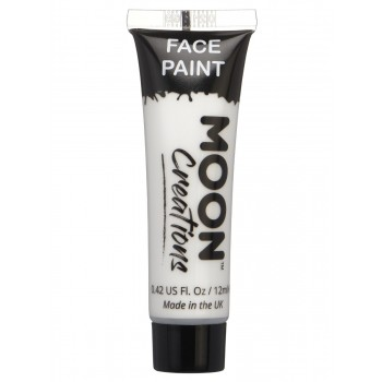 Moon Creations Face & Body Paint White