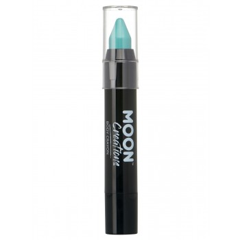 Moon Creations Body Crayons Turquoise