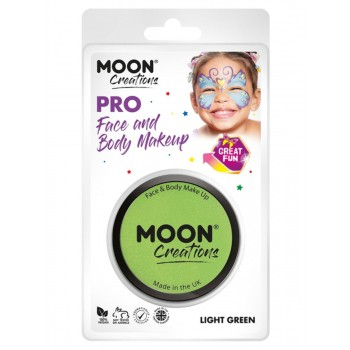 Moon Creations ProFace Paint Cake Pot Green