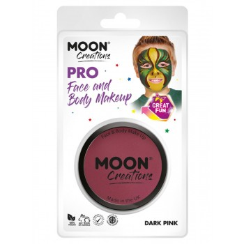Moon Creations Pro Face Paint Cake Pot Pink