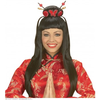 China Girl Wig - Fancy Dress