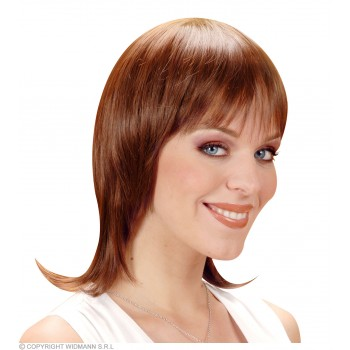 Celine Wig - Brown - Fancy Dress