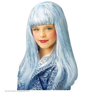 Dana Glamour Wig Child - Fancy Dress Girls