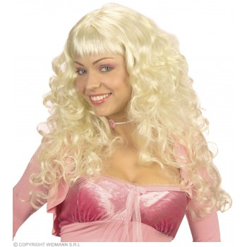 Angelica Wig In Box - Fancy Dress (Christmas)