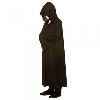 Kids Hooded Robe - Black Accessories