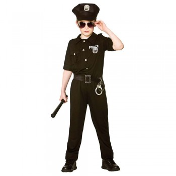New York Cop Fancy Dress Costume