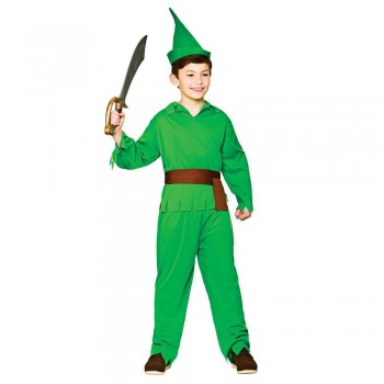 Robin Hood / Lost Boy Fancy Dress Costume