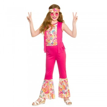 Groovy Hippie Fancy Dress Costume (1960)