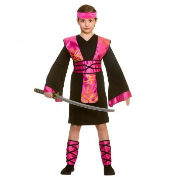 Ninja Assassin Fancy Dress Costume