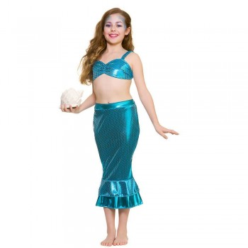 Magical Mermaid Fancy Dress Costume