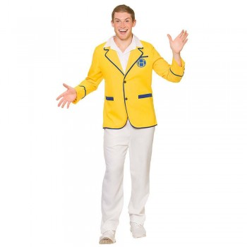 Holiday Camp Guy Fancy Dress Costume