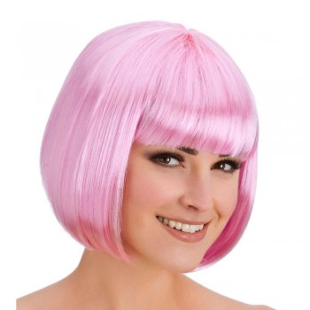 Diva Wig - Pink Wigs