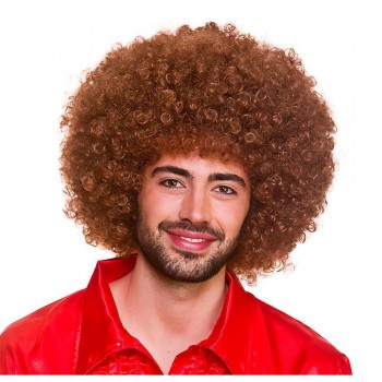 Giant Afro Wig - Brown Wigs
