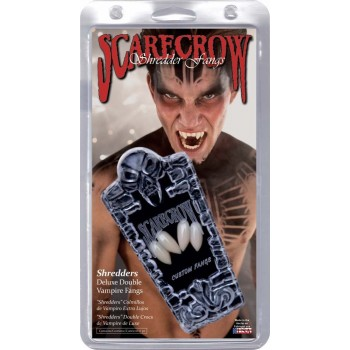 Scarecrow™ - Shredder Double Fangs Blood & Fangs