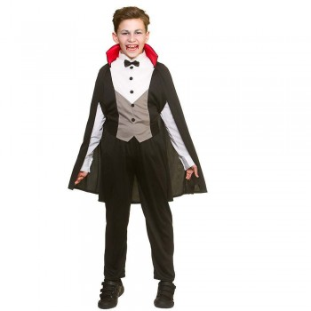 Bloodthirsty Vampire Fancy Dress Costume